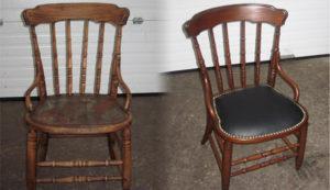 Перетяжка стульев на дому недорого в Волгограде
