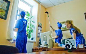Уборка помещений в Волгограде