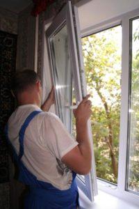 Замена створок пластиковых окон в Волгограде