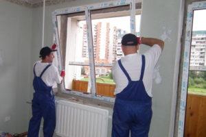 Установка пластиковых окон в Волгограде